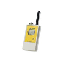 Hand-held temperature and humidity Data logger