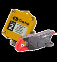 Data logger resistente con pinza de corriente 0-200A AC
