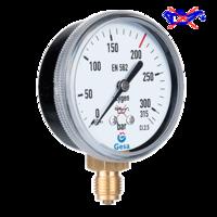 Manómetro para oxígeno o acetileno M0601 para soldadura