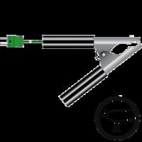 Termopar tipo k de pinza para tubos de venta en Gesa