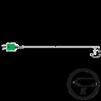 Termopar tipo k con clip para parrillas y hornos, de venta en Gesa