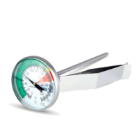 Milk frothing thermometer - barista thermometer