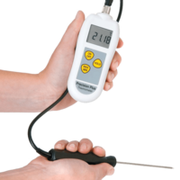 Digital thermometer PRECISION PLUS