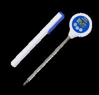 termómetro digital de bolsillo resistente al agua con sonda de penetración