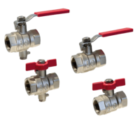 Ball valve PN 30