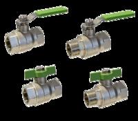 Ball valve PN40
