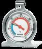 Thermomètre placé dans le four