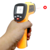 Digital infrared thermometer up to 550ºC