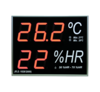 Digital Thermometer-Hygrometer for wall