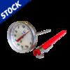 Thermomètre à cadran bimétallique pour la restauration