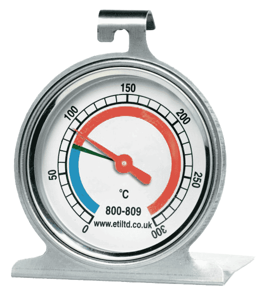 Term metro para interior del horno gesa for Termometro de cocina