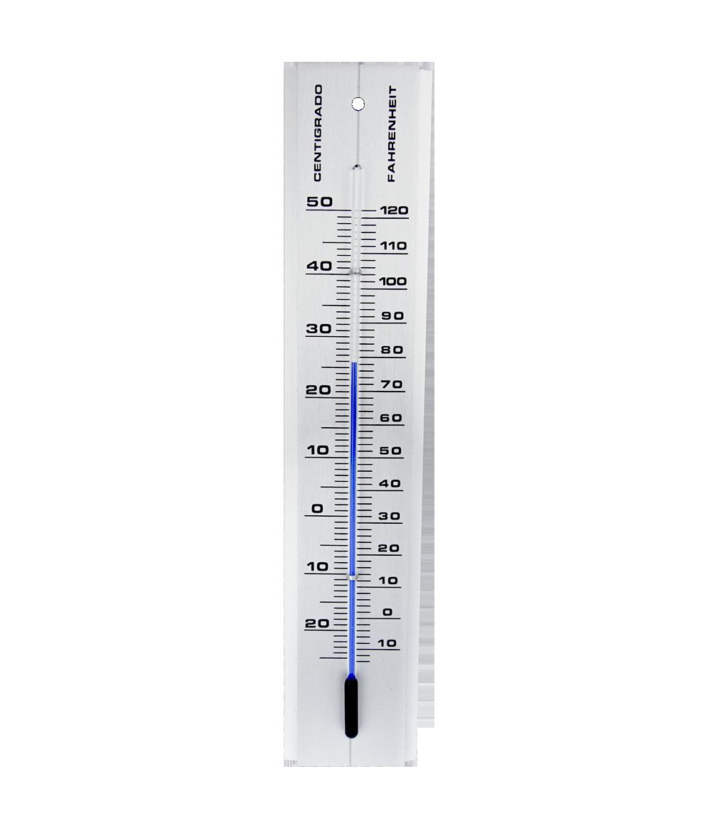 Term metros anal gicos de ambiente para paredes con - Termometro de pared ...